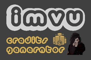 imvu free credits giveaway 2020