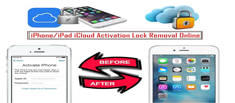 How to Unlock / Bypass iCloud of iPhone X,8,7,SE,6S,6,5S,5C,5, and