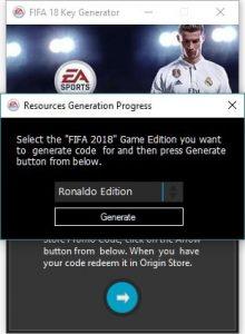FIFA 18 Key Gennerator